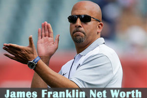 James Franklin Net Worth