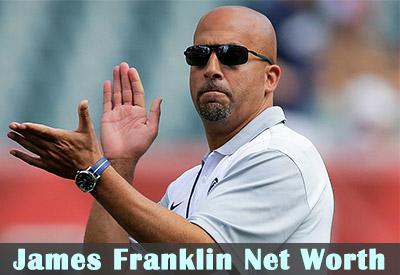 James Franklin Net Worth