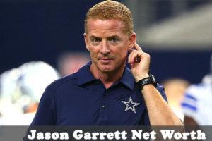 Jason Garrett Net Worth