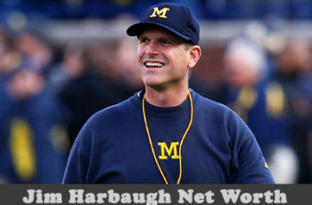 Jim Harbaugh Net Worth