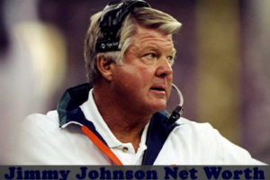 Jimmy Johnson Net Worth