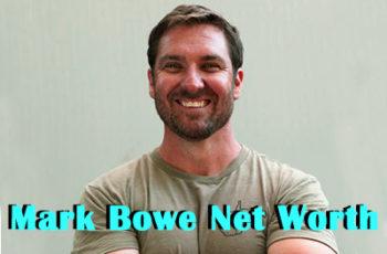 Mark Bowe Net Worth