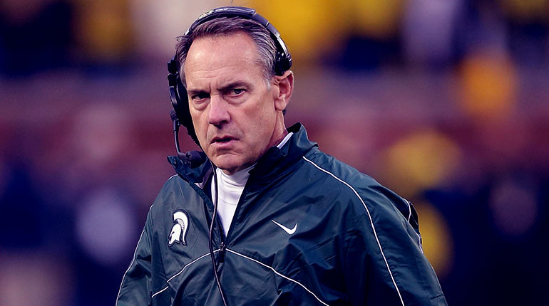 Image of Mark Dantonio net worth and salary