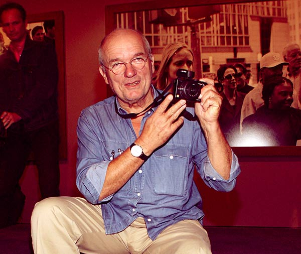 Image of Peter Lindbergh died on 3rd September, 2019 due to health-related complications