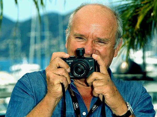 Image of German Photographer, Peter Lindbergh