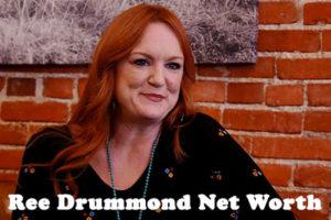 Ree Drummond Net Worth