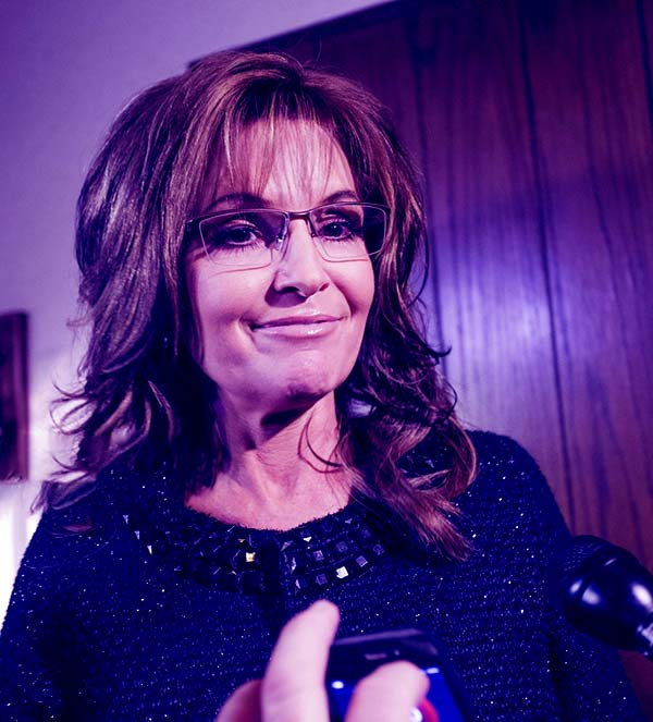 Image of Former Governor of Alaska, Sarah Palin