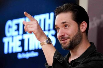 Net Worth of Serena Williams's Husband Alexis Ohanian 2019