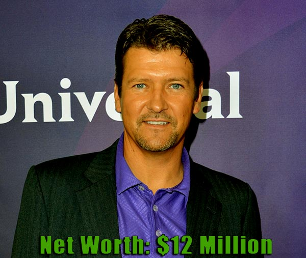 Image of Commercial Fisherman, Todd Palin net worth is $12 million