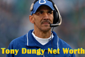 Tony Dungy Net Worth