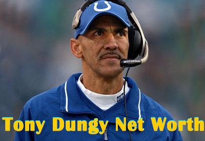 Tony Dungy Net Worth