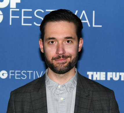 alexis ohanian, husband of Serena Williams