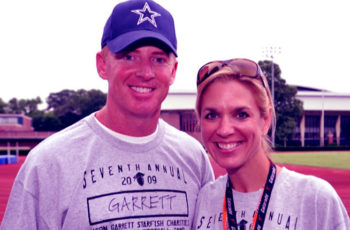 Image of Brill Garrett [Jason Garrett Wife] Wikipedia Bio and Facts.