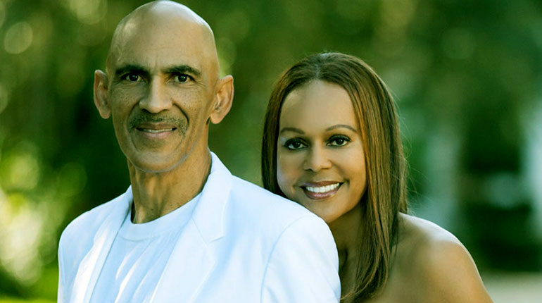 Image of Lauren Harris [Tony Dungy Wife ] Biography.
