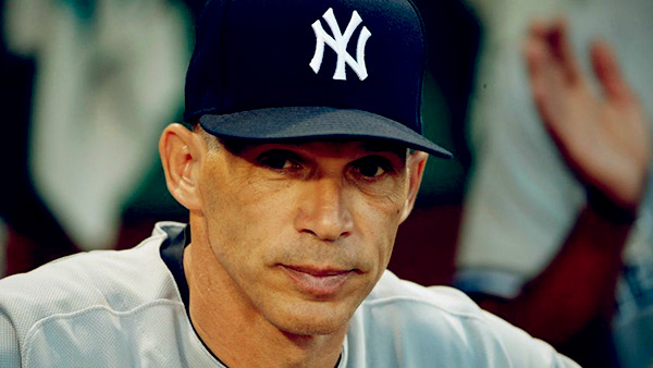 Image of Joe Girardi, former baseball catcher