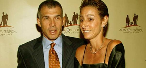 Image of Joe married his college sweetheart, Kimberly Innocenzi in 1990