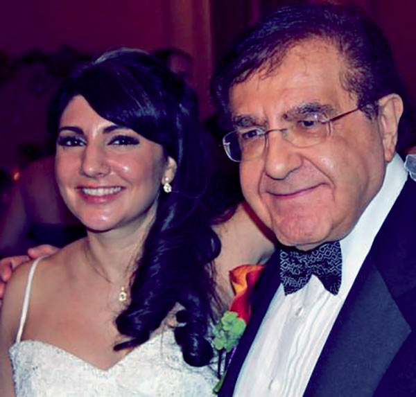 Image of Dr. Nowzaradan and his daughter Jennifer Nowzaradan