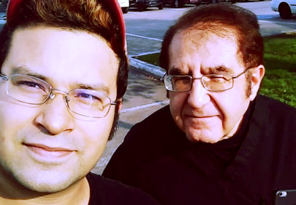 Image of Dr.Nowzaradan and his son Johnathan Nowzaradan