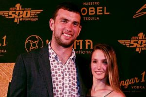 Image of Nicole Pechanec: Wiki-Biography Of Andrew Luck's Wife