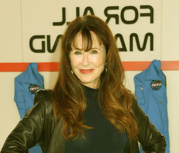 Image of American film actress ,Mary McDonnell