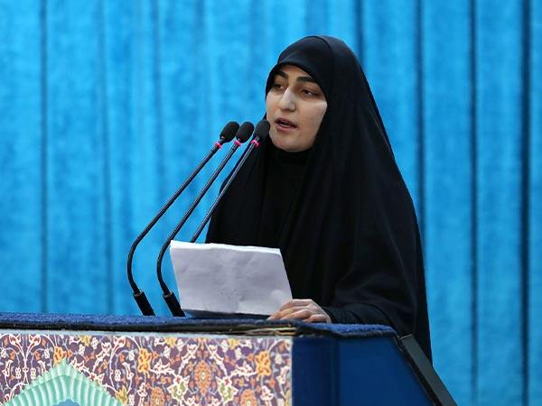 Qasem Soleimani Daughter Zeinab Soleimani